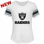 Raiders Girls Team Pride Tee