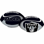 Raiders Goal Line 8 Inch Softee Football