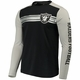 Raiders Iconic Long Sleeve Tee
