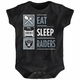 Raiders Infant All I Do Creeper