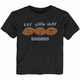 Raiders Infant Eat Sleep Play Tee
