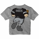 Raiders Infant Football Dreams Short Sleeve Tee