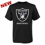 Raiders Juvenile Lift Off Tee