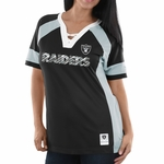 Raiders Majestic Draft Me Black Tee