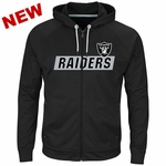 Raiders Majestic Game Elite Hood