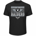 Raiders Majestic Keep the Score Tee
