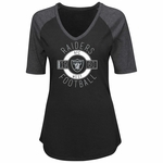 Raiders Majestic Pride Rules Tee