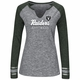 Raiders Majestic Women's Lead Play Long Sleeve Tee