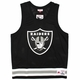 Raiders Mitchell & Ness Mesh Tank