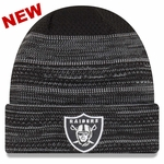 Raiders New Era 2017 Sideline Cold Weather TD Knit
