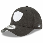 Raiders New Era 39Thirty Perf Solid Cap