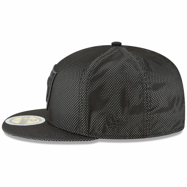 Raiders New Era 59Fifty 'Flect Mesh Cap