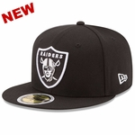 Raiders New Era 59Fifty Panel 'Flect Fitted