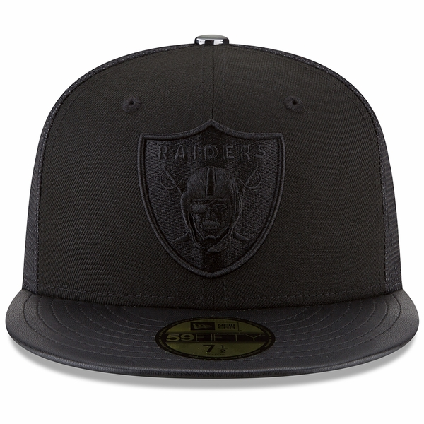 Raiders New Era 59Fifty Tude Hook Retro Cap