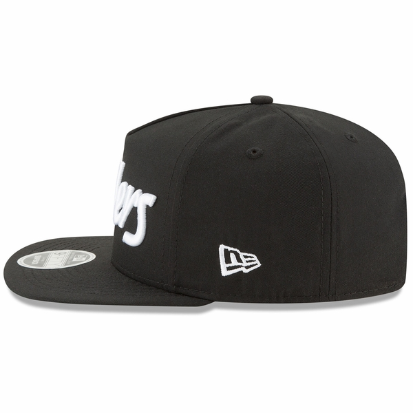 Raiders New Era 9Fifty A-Frame Easy Classic Cap