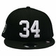 Raiders New Era 9Fifty Jackson Jersey Number