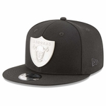Raiders New Era 9Fifty Oil Tricked Cap