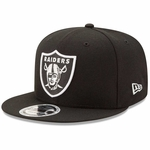 Raiders New Era 9Fifty Side 'Flect Cap