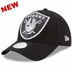 Raiders New Era 9Forty Glitter Glam