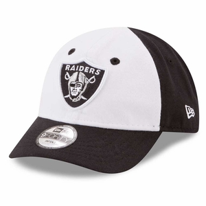 Raiders New Era 9Forty Tot Toddler Cap - Click to enlarge