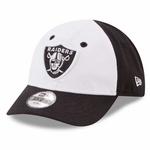 Raiders New Era 9Forty Tot Toddler Cap