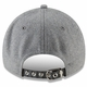 Raiders New Era 9Twenty Black Label Grey Cashmere Cap
