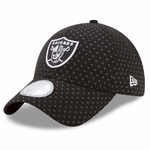 Raiders New Era 9Twenty Dotted Shine
