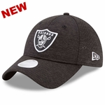 Raiders New Era 9Twenty Official 2017 Training Camp Women's Cap