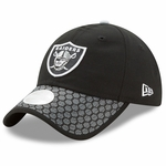 Raiders New Era 9Twenty Official 2017 Women's Cap