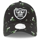 Raiders New Era 9Twenty Women's Blossom Cap