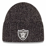 Raiders New Era Dazzle Knit