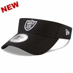 Raiders New Era Official 2017 Training Camp Visor