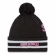 Raiders New Era Super Wide Point XI Knit Hat