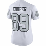 Raiders Nike Amari Cooper Women�s Color Rush Limited Jersey