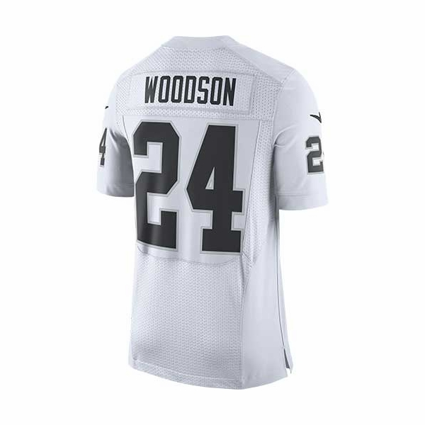 charles woodson stitched jersey