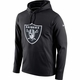 Raiders Nike Circuit Logo Essential Hood