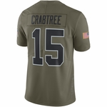 Raiders Nike Michael Crabtree Salute to Service Jeresy