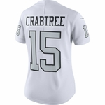 Raiders Nike Michael Crabtree Women's Limited Color Rush Jersey