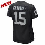 Raiders Nike Women's Michael Crabtree Game Jersey