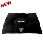 Raiders Pillow Pet Bed