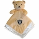 Raiders Security Bear Baby Blanket