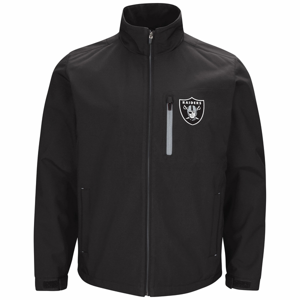 Raiders Soft Shell Jacket
