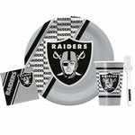 Raiders Tailgate Party Pack Set