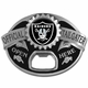 Raiders Tailgater Belt Buckle