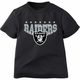 Raiders Toddler Team Color Tee