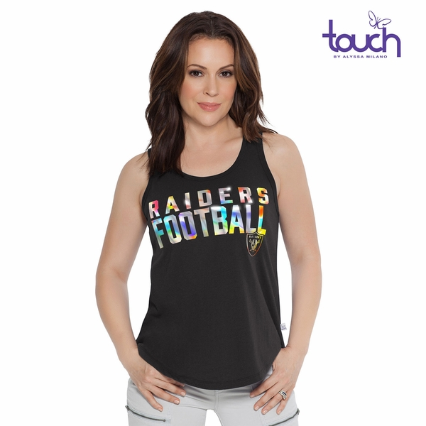 Raiders Touch By Alyssa Milano MVP Tank