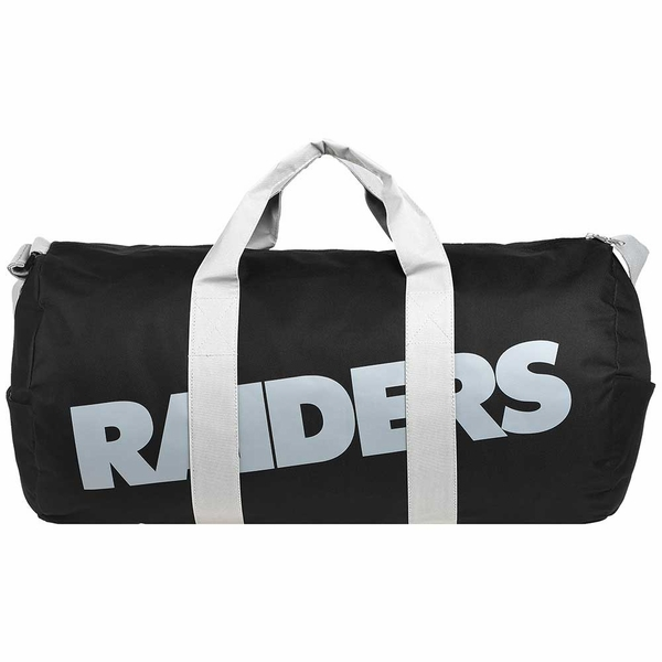 Raiders Vessel Barrel Duffle Bag