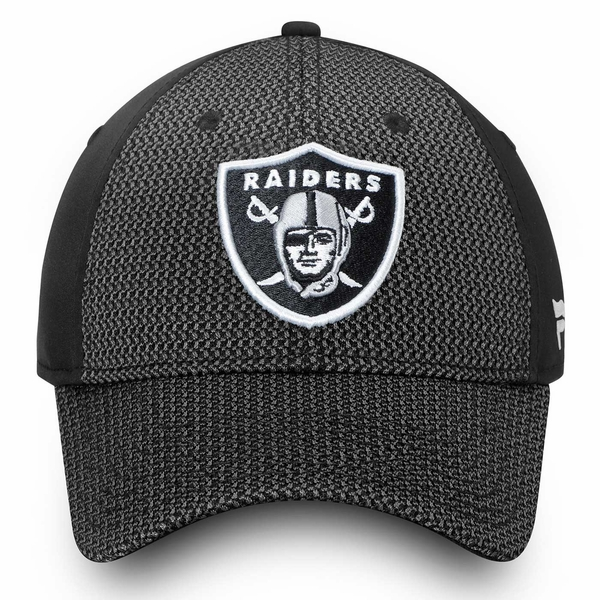 Raiders Women's Iconic Blocked Fundamental Cap