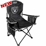 Raiders XL Raider Nation Cooler Quad Chair