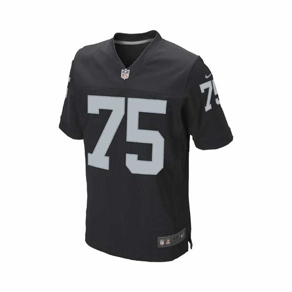 Raiders Youth Howie Long Limited Black Jersey